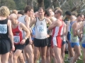 John Meagher, Steve Monaghetti and Graeme Olden before the start