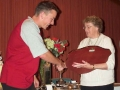 Allan Barlow Shield -Male Athlete of the Year Marty Duke