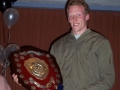 Allan Barlow Shield - Male Athlete of the Year - Steven Hooker