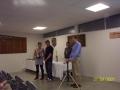 Jacinta Lynn, Mark Stewart and Graeme Olden
