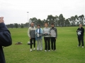 Women's 2005 Division 2 Pennant Presentation
